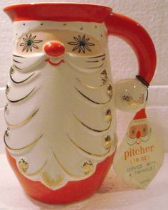 Starry Eyes Pitcher! With original tag!