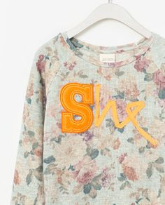 Image 3 of PRINTED SWEATER from Zara
