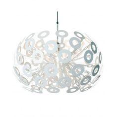 Designer Dandelion Suspension Light