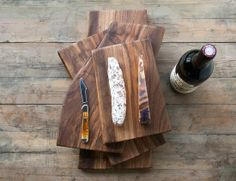 Wood |diy cheeseboard..