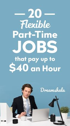 10 flexible part-time jobs that pay Best Online Jobs, Online Jobs From Home, Work From Home Jobs, Online Work, Earn Money From Home, How To Make Money, Importance Of Time Management, Part Time Jobs, Making Ideas