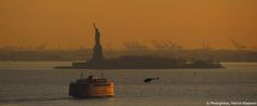 © Photoglobus, Patrick Klaassen, Statue of Liberty and Staten Island Ferry