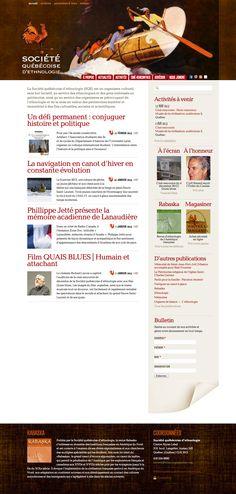 Website, ethnologiequebec.org