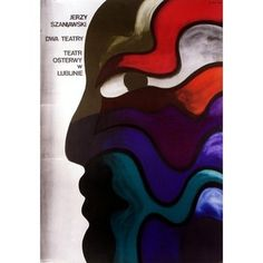 Dealer and publisher of original Polish posters. Online shop run by Polish Poster Gallery from Wroclaw, Poland Type Design, Graphic Design, Polish Posters, Typography Prints, Writing A Book, Illustration, Drawings, Creative, Painting