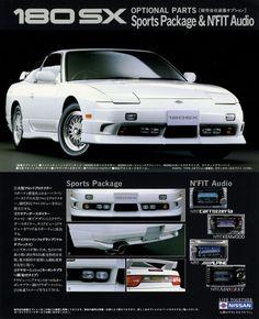 [Catalog] Nissan Genuine Optional parts brochure Nissan 180sx, Nissan Nismo, Datsun Car, Japanese Sports Cars, Ad Car, Car Brochure, Drifting Cars, Nissan Silvia, Japan Cars