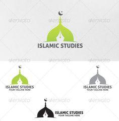 Islamic Studies - Logo Template