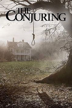 The Conjuring!!!!! I got a lil scared the first time I watched it.