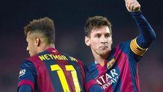 Messi llévanos de nuevo a la gloria