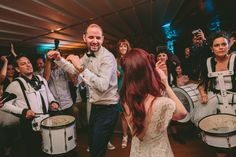Wedding reception entertainment ideas - Find all details and vendors on http://www.love4weddings.gr/the-wedding-real-bride/