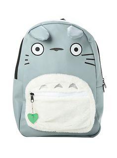 Studio Ghibli My Neighbor Totoro Character Backpack | Hot Topic