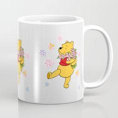 Winnie The Pooh Mug, Cold Drinks, Mugs, Cool Stuff, Tableware, Cool Drinks, Dinnerware, Tumblers, Tablewares