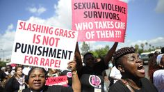 Kenya rape: protests after attackers given grass-cutting punishment