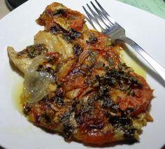 Ψάρι γλώσσα με λαχανικά στό φούρνο ! ~ ΜΑΓΕΙΡΙΚΗ ΚΑΙ ΣΥΝΤΑΓΕΣ