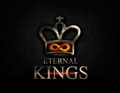 "Check out new work on my @Behance portfolio: ""Eternal Kings - board game logo""…"