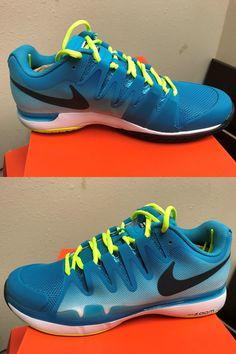 timeless design b2a7b 04bf9 Shoes 62230  Nike Men S Zoom Vapor 9.5 Tour Tennis Shoe Style 631458 407 -