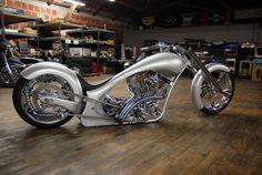 2008 Matt Hotch Enfer - M-1 custom motorcycle