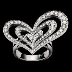 White gold Diamond Ring - Piaget Luxury Jewellery G34LY500