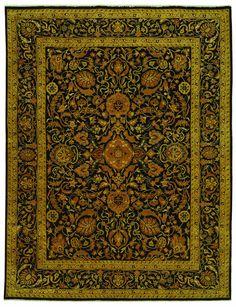 Safavieh Haj Jalili Traditional Indoorarea Rug Brown / Brown