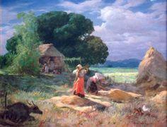 Fernando Cueto Amorsolo - Art for Sale - Large Images