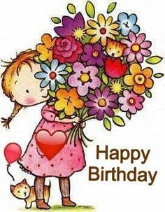Top 10 Thank You images, Greetings, Pictures for whatsapp - bestwishespics Birthday Greetings, Birthday Wishes, Birthday Cards, Birthday Pins, Sister Birthday, Cute Images, Cute Pictures, Thank You Images, Flowers For You