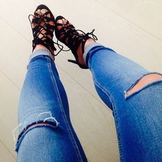 these jeans are cute