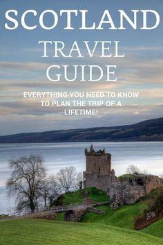 Visit Scotland - Two-week Road Trip Itinerary