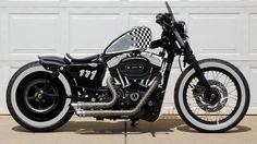 sportster bobber fender   Easyriders rear fender on a 48? - The Sportster and Buell Motorcycle ...