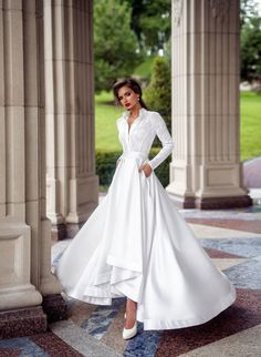 Свадебное платье «Долорес» Ариамо Брайдал— купить в Москве платье Долорес из коллекции 2017 года