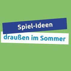 Logos, Things To Do, Games, Summer, Kids, Logo