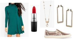 Fashion Inspired by Transistor - College Fashion