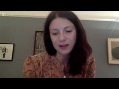 ▶ Caitriona Balfe on 'Outlander's' shocking twists, rape, Claire's baby ... - YouTube