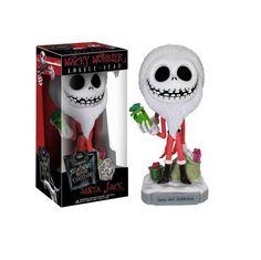 Nightmare Before Christmas Wacky Wobbler Wackelkopf-Figur Santa Jack 18 cm