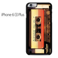 Guardians Of The Galaxy Awesome Mix Vol 1 Tape Iphone 6 Plus Iphone 6S Plus Case