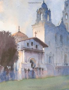 Watercolor Techniques: Painting Light and Color in Landscapes and Cityscapes: Michael Reardon: 0035313662959: Amazon.com: Books