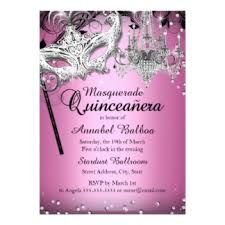 quinceanera birthday party invitation cards customize your unique fiesta de quinceanera birthday party invitations to