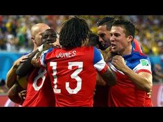FIFA WORLD CUP 2014, USA VS GHANA 2 -- 1 FULL MATCH UPDATE