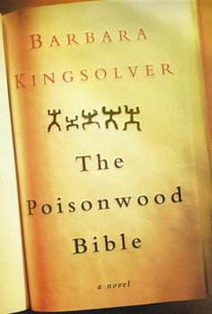 The Poisonwood Bible is the best book I have read in my adult life.  An amazing story, brilliantly told.