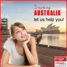 If you have chosen Australia as your study destination, rest assured, #CanamConsultants is the #Best_Immigration_Consultancy to guide you for your goal. Let our representatives guide you towards the best courses and Universities of Australia. From Visa application to IELTS or PTE Academic guidance, we give it all with sincerity & commitment. www.canamgroup.com