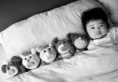 A la cama con tus amigos.