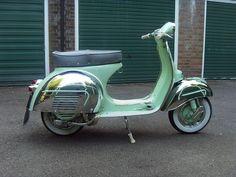 Minty     #ridecolorfully #katespadeny  #vespa