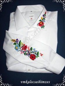 B.G.H. kalocsai férfi ing