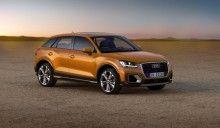 Audi Q2: compact, sportief en hightech | mdekoning.nl