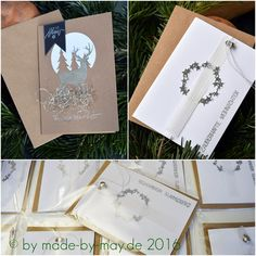 Made-by-May: Weihnachtskarten