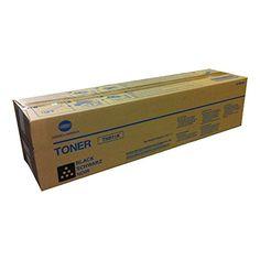 Genuine Konica Minolta TN615K Black Toner Cartridge for Bizhub PRESS C8000 Konica-Minolta http://www.amazon.com/dp/B017OEB3R8/ref=cm_sw_r_pi_dp_Kk6Twb1G3J5K3