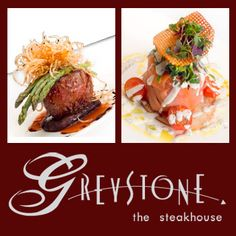 $30 for $60 of Steak and Seafood at Greystone the Steakhouse. #sandiego #steakhouse #deal #gaslamp #gaslampquarter