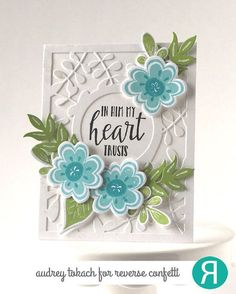 It's Countdown to Confetti Day 2  If you love floral images, you'll love the new Blooms N' Buds stamp set!  #reverseconfetti #newrelease #stamps #stamping #cardmaking #papercrafting