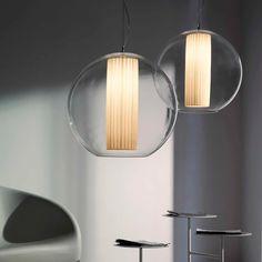 Bolla Avorio lampada