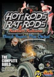Black Friday Deal -  Hot Rods, Rat Rods & Kustom Kulture: Back From The Dead - The Complete Build (Motorsport DVD)  on Sale only $1.99 with Free Shipping on Orders of $10 or more at http://www.marshalltalk.com