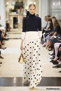 Ralph Lauren Круизная коллекция 2015 / коллекция вязанной одежды ralph lauren