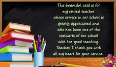 Happy Teachers Day Wishes, Quotes, Messages and Images 10 Retirement Wishes For Teachers, Happy Teachers Day Wishes, Teachers Day Message, Teachers Day Card, Retirement Quotes, Education Quotes For Teachers, Quotes For Students, Early Retirement, Retirement Messages